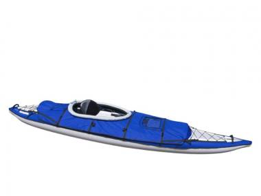 Aquaglide Telo copri kayak tandem, un utente  Windsurf