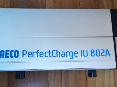 Battery Charger Waeco Perfect Charge IU802A Elettricità