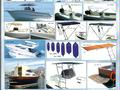 roll bar - roll bar with bimini - t top - hard top - bimini top - tendalino - capote for Boats