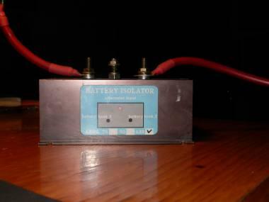 RIPARTITORE DI CARICA STERLING Elettricità