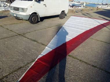 Genoa avvolgibile Elvstrom Navigazione