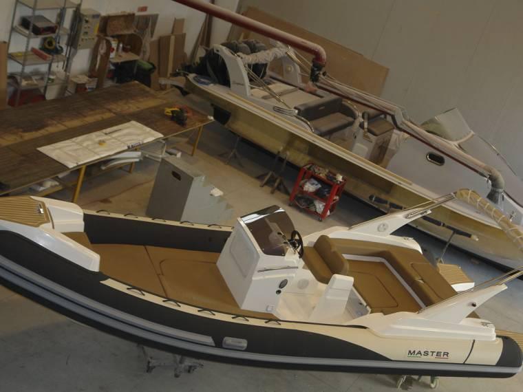 Barca master 699 sun inautia for Master ohne nc bwl
