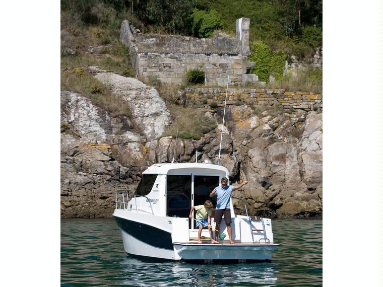 Rodman 810 Fisher&Cruiser Barca da pesca/day fishing
