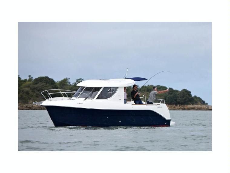 Quicksilver Captur 250 Arvor Barca da pesca/day fishing
