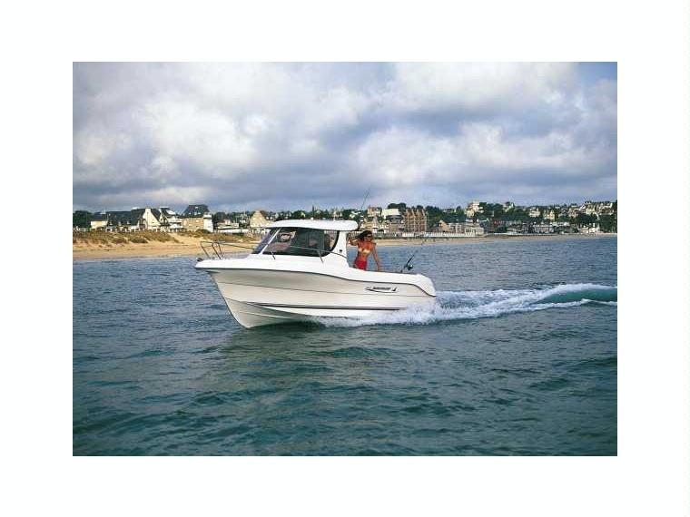 Quicksilver Captur 640 Pilothouse Barca da pesca/day fishing