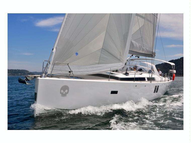 Hanse 495 Barca a vela da crociera
