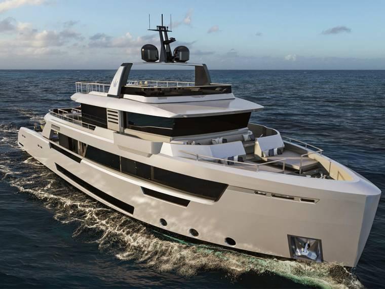 Ocean King Ducale 118 Yacht a motore