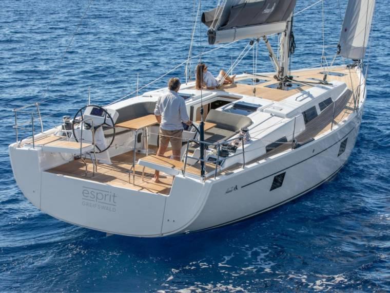 HANSE 508 Yacht a vela