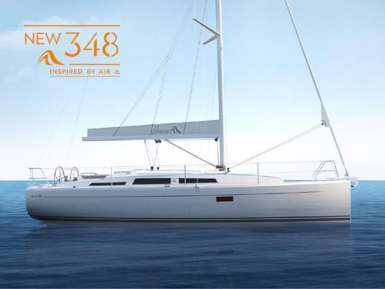 Hanse 348 Barca a vela da crociera