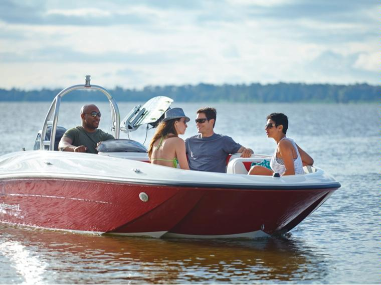 Bayliner XL Element Imbarcazione aperta