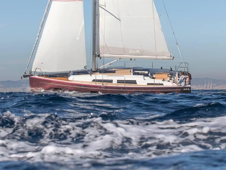 Hanse 388 Barca a vela da crociera