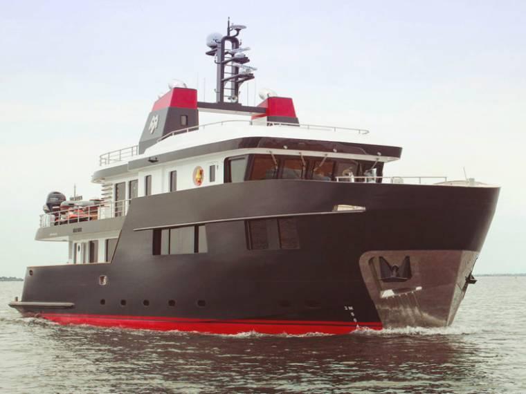 Ocean King Classic 100 Yacht a motore