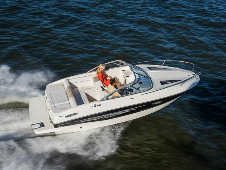 Bayliner 642 Cuddy Lancia