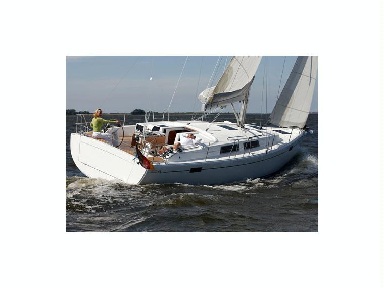 Hanse 385 Barca a vela da crociera