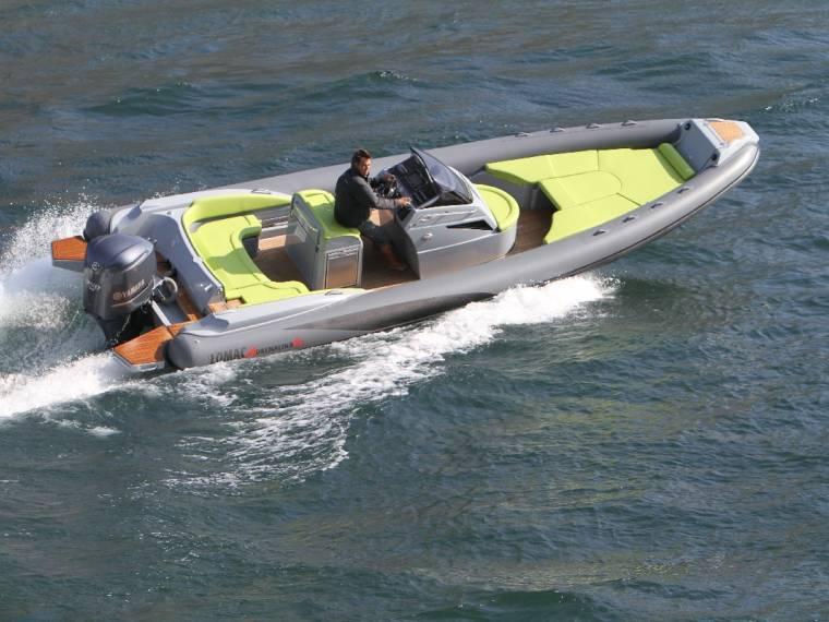 Lomac Adrenalina 8.5 Imbarcazione semirigida