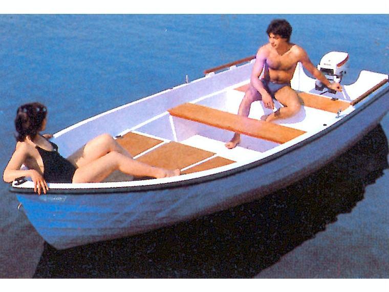 Barca lancia amalfi inautia for Barca lancia vetroresina