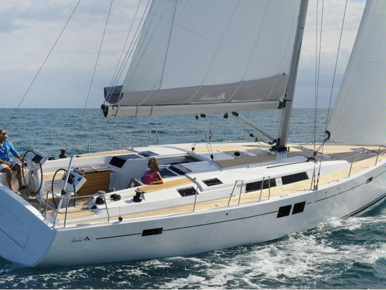 Hanse 505 Barca a vela da crociera