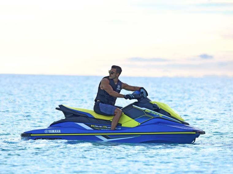 Yamaha EXR Moto d'acqua