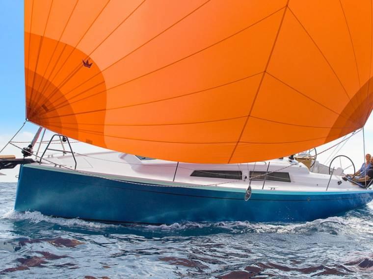 Hanse 315 Barca a vela da crociera