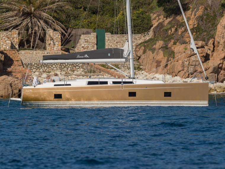 Hanse 418 Barca a vela da crociera