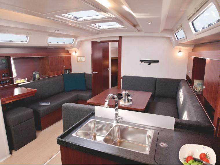 Hanse 445 Barca a vela da crociera