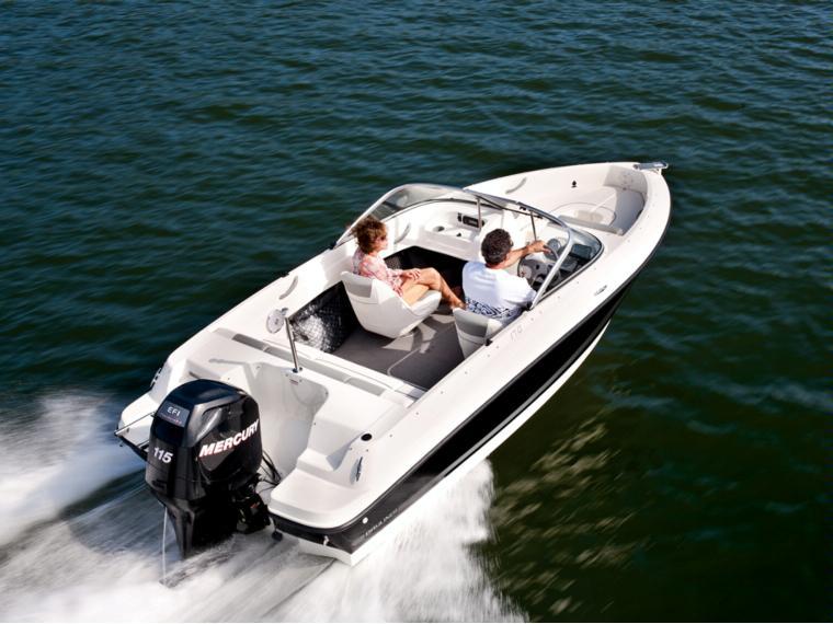 Bayliner 170 OB Bowrider Imbarcazione aperta