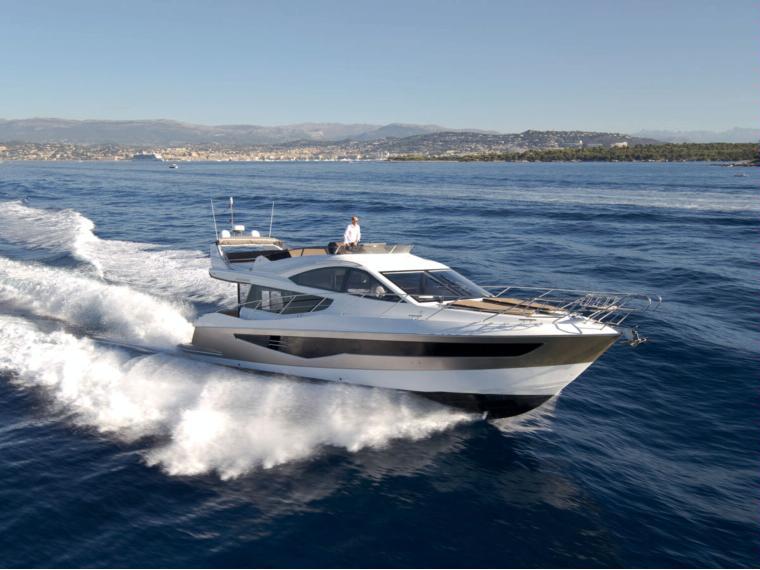 Galeon 550 Fly Imbarcazione cabinata
