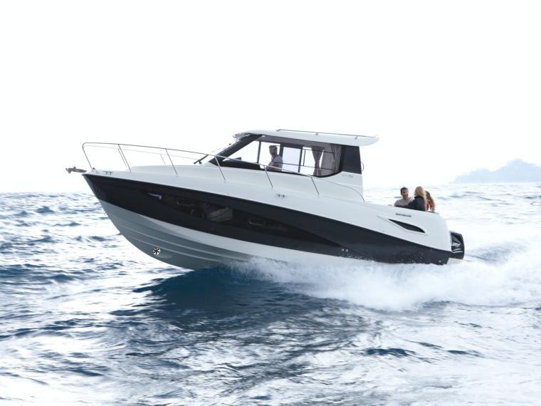 Quicksilver Activ 855 Cruiser Imbarcazione aperta