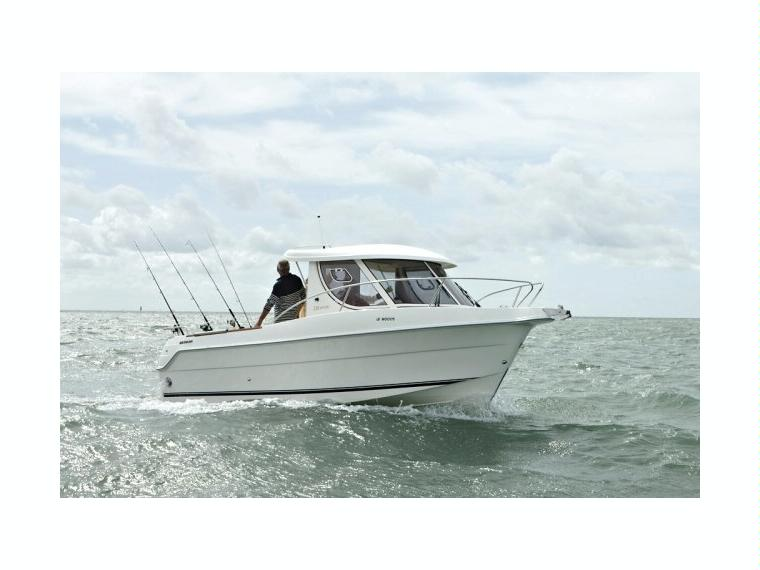 Quicksilver Captur 230 Arvor Barca da pesca/day fishing