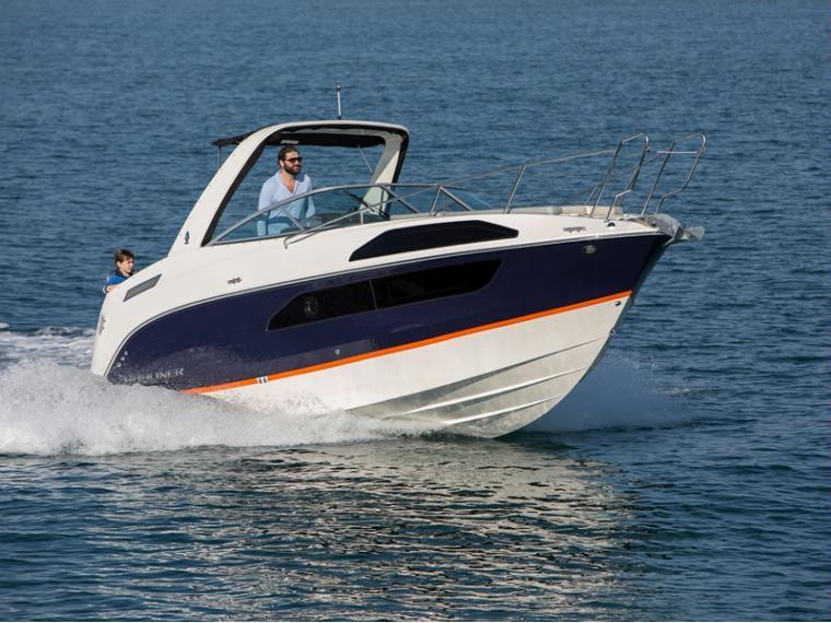 Bayliner Ciera 8 Lancia