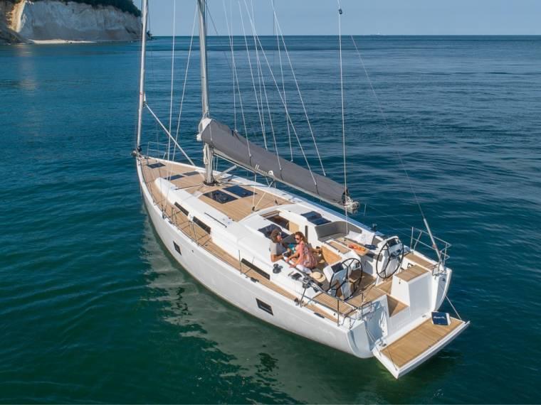HANSE 458 Yacht a vela