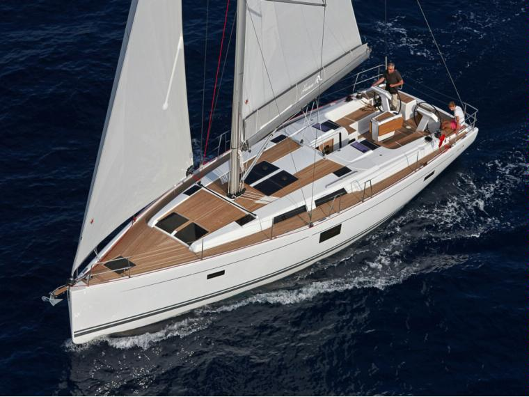 Hanse 455 Barca a vela da crociera