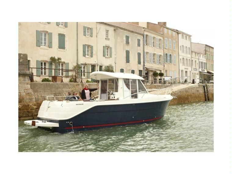 Quicksilver Captur 280 Arvor Barca da pesca/day fishing