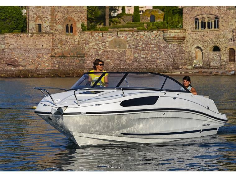 Bayliner VR5 OB Cuddy Lancia