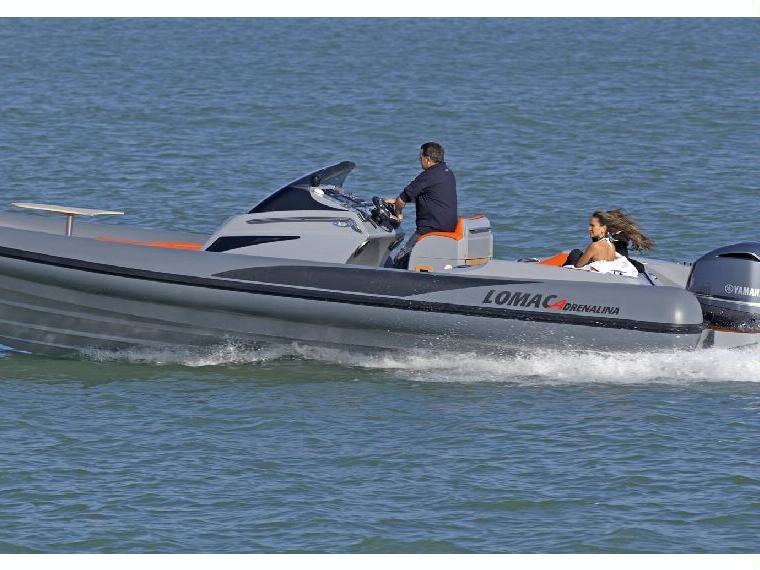 Lomac Adrenalina 9.5 Imbarcazione semirigida