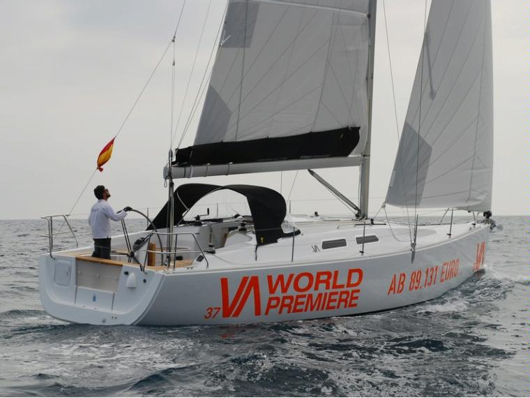 Hanse Varianta 37 Barca a vela da crociera