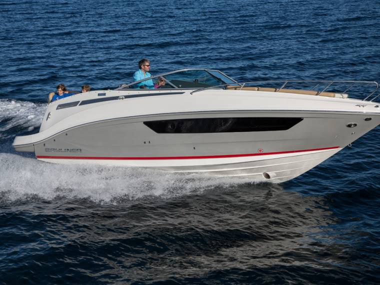 Bayliner 842 Cuddy Imbarcazione cabinata