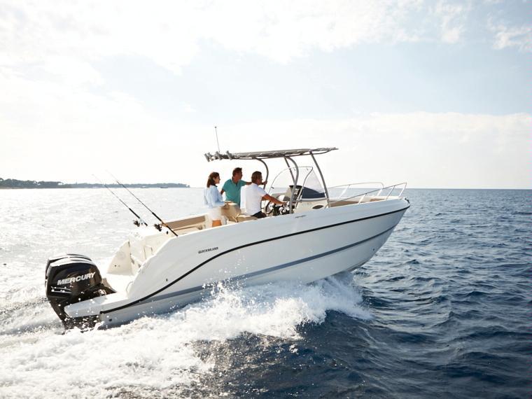 Quicksilver Activ 805 Pro Fish Imbarcazione aperta