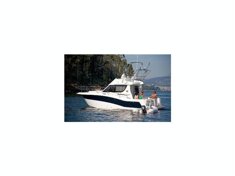 Rodman 940 Fisher&Cruiser Barca da pesca/day fishing