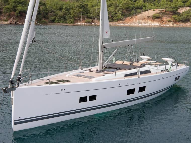 Hanse 588 Yacht a motore