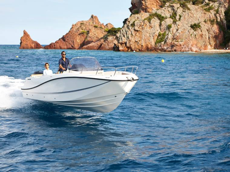 Quicksilver Activ 755 Open Imbarcazione aperta