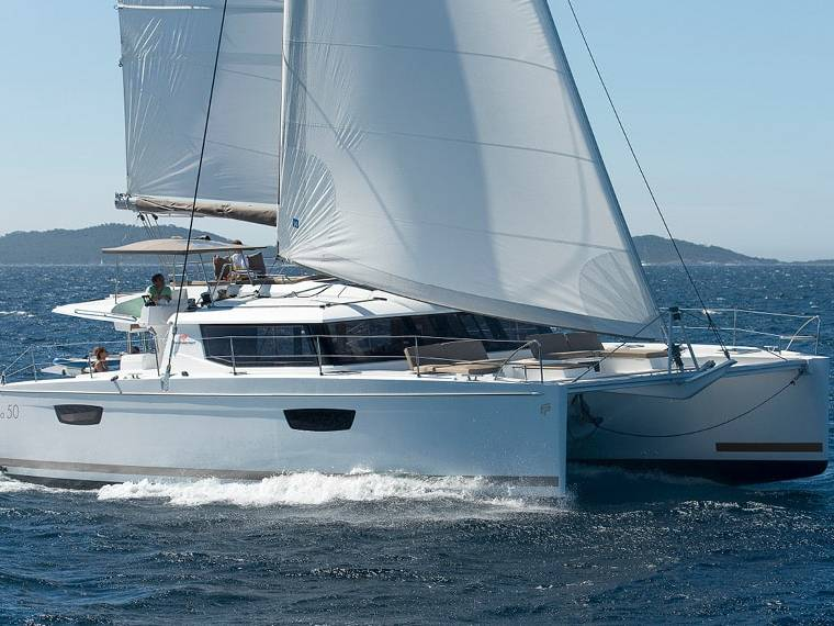 Fountaine Pajot Saba 50 Catamarano a vela