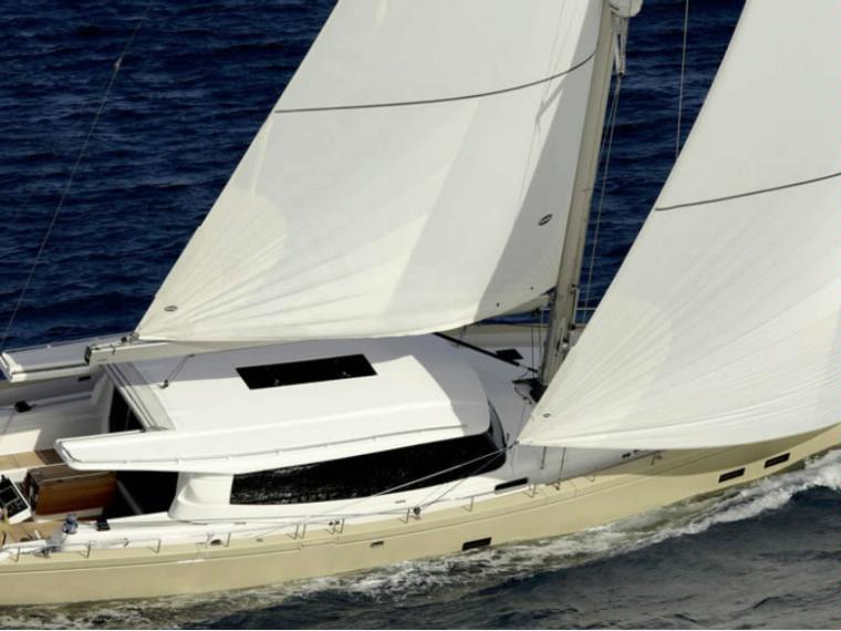 Moody Decksaloon 62 Yacht a vela