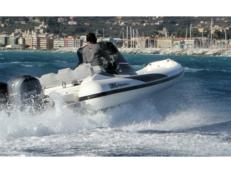 Lomac Adrenalina 10.5 Imbarcazione semirigida
