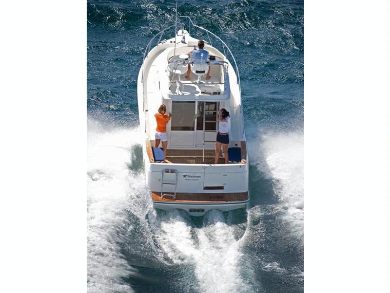 Rodman 870 Fisher&Cruiser Barca da pesca/day fishing