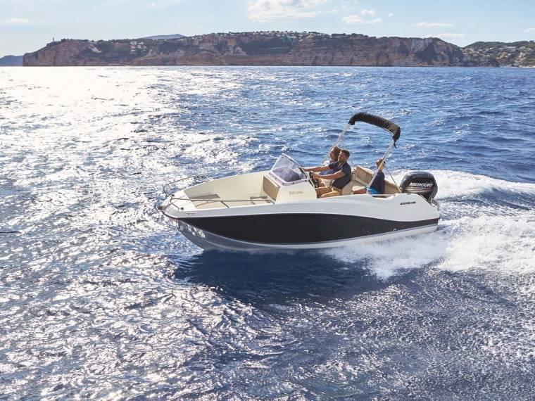 Quicksilver Activ 555 Open Imbarcazione aperta