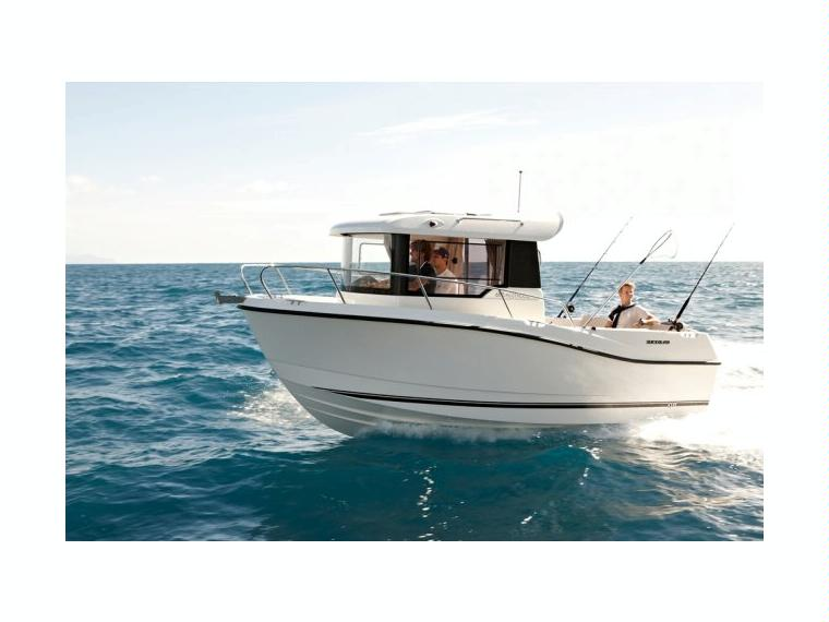 Quicksilver Captur 605 Pilothouse Barca da pesca