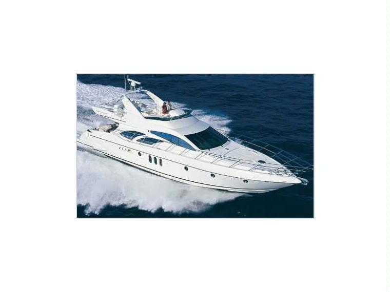 Azimut 62 S Italia Yacht a motore