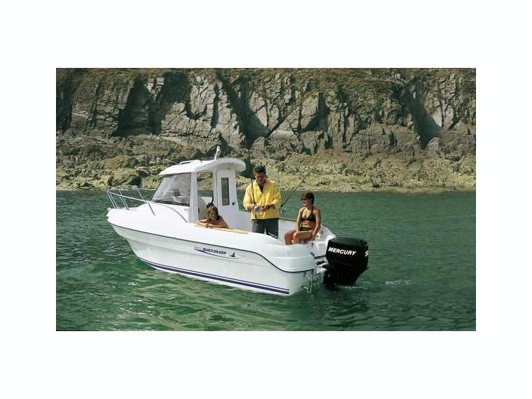 Quicksilver Captur 500 Pilothouse Barca da pesca/day fishing