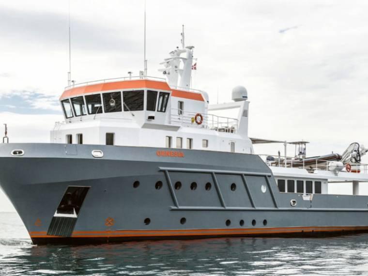 Ocean King Genesia Explorer 130 Yacht a motore